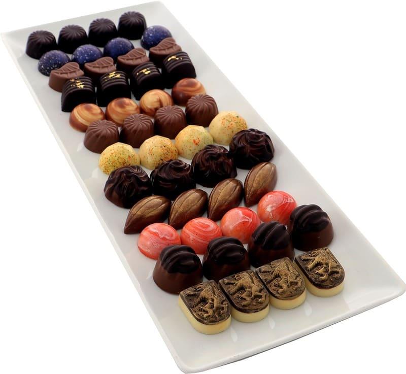week end à Bruxelles - chocolat belge et praline belge