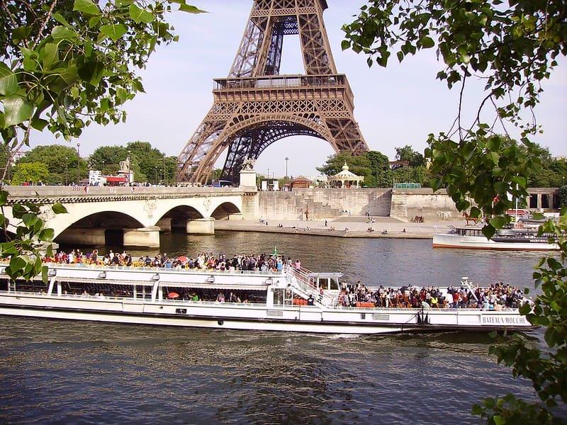croisiere Mediterranee & Europe - croisière sur la Seine à Paris