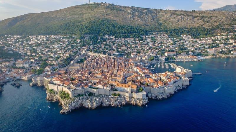 croisiere Mediterranee - croisière Croatie et Monténégro Dubrovnik
