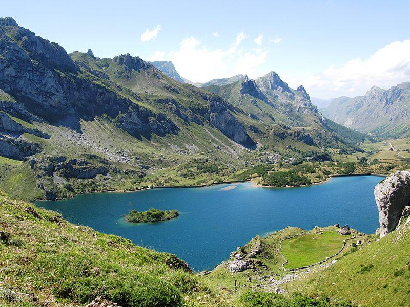 parc naturel de Somiedo dans les Asturies