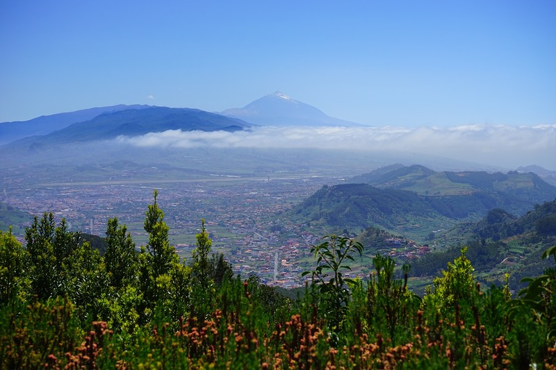 Montagne el Teide Tenerife Espagne