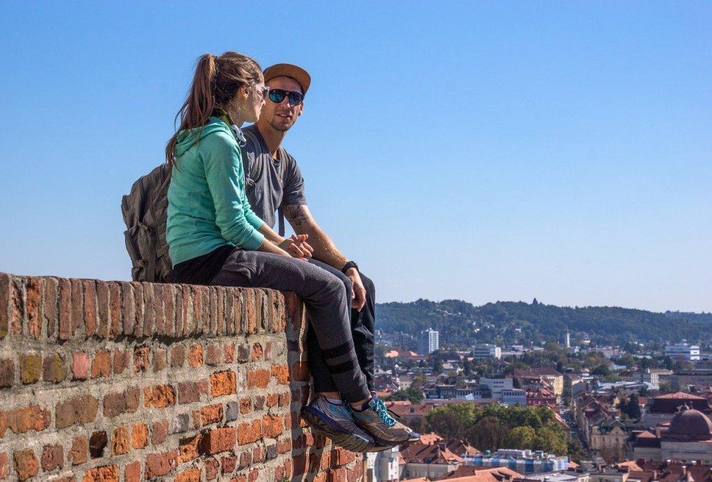couple rencopntre voyage célibataire Graz en autriche