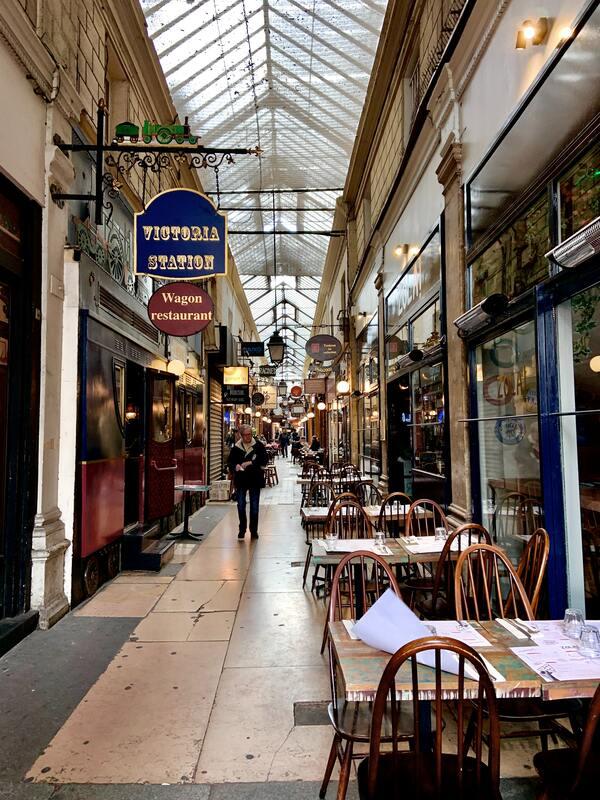 passage de paris - bons plans shopping