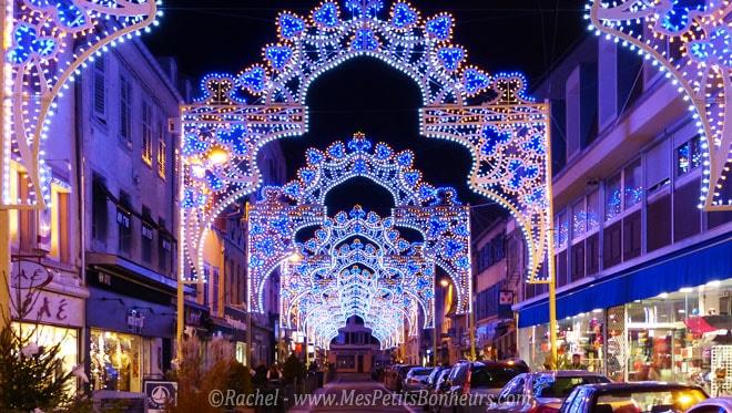 Top 3 des marchés de Noël à visiter Montbéliard