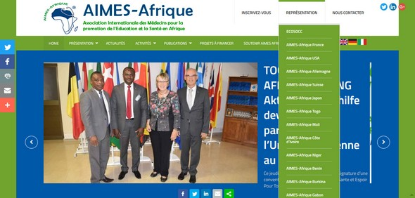 AIMES AFRIQUE