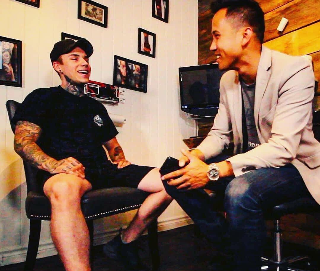 Interview avec Jeune et Ambitieux