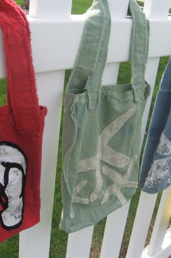 Sewing Rebel Swim Bag Tutorial