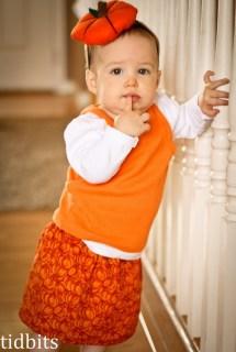 Baby Pumpkin, Halloween