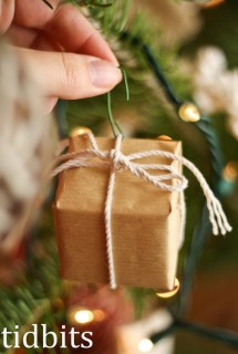Brown Paper Packages Ornament
