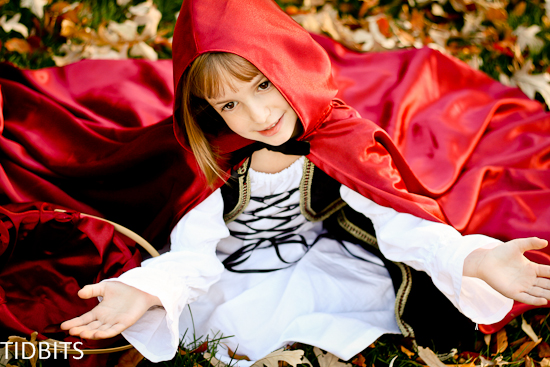 Little Red Riding Hood, Costume