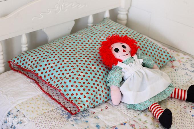 Reversible Pillow Case TIDBITS-36