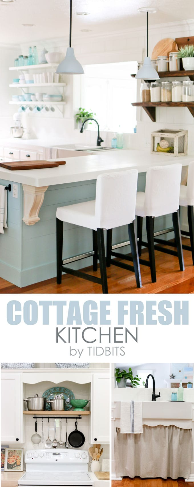 fresh kitchen designs. cottage fresh kitchen, by tidbits kitchen designs