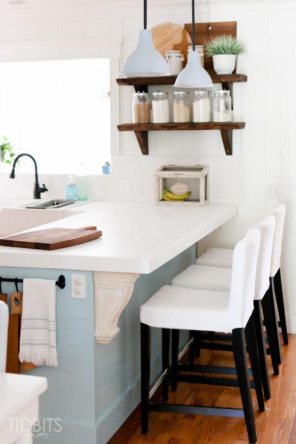 Cottage Fresh Kitchen, by TIDBITS