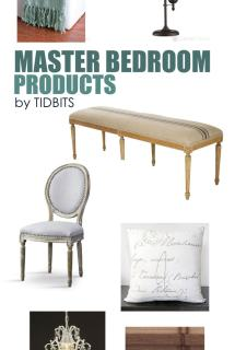 Master Bedroom Products to buy, to create a serene and relaxing sleeping space.
