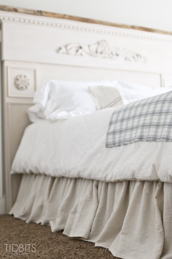 The Master Bedroom Bedding | DIY Style - Tidbits
