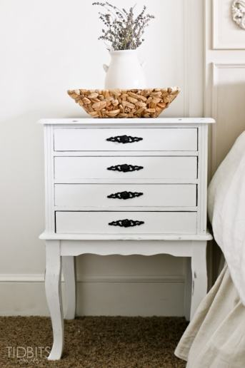 Antique Nightstand Makeovers