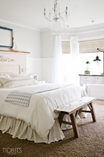 Master Bedroom Makeover Reveal