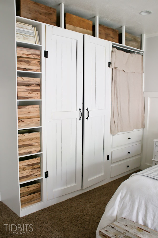 Master Bedroom Makeover master bedroom makeover reveal - tidbits