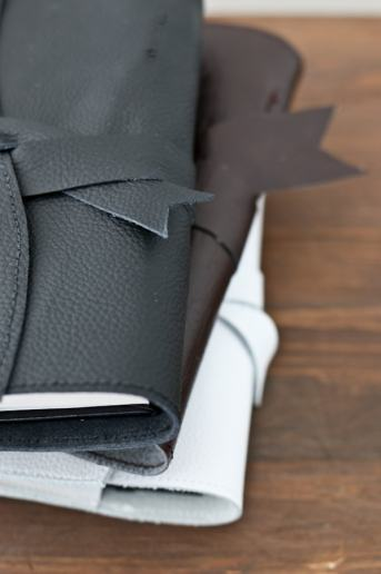 Leather Journal Cover – DIY Tutorial