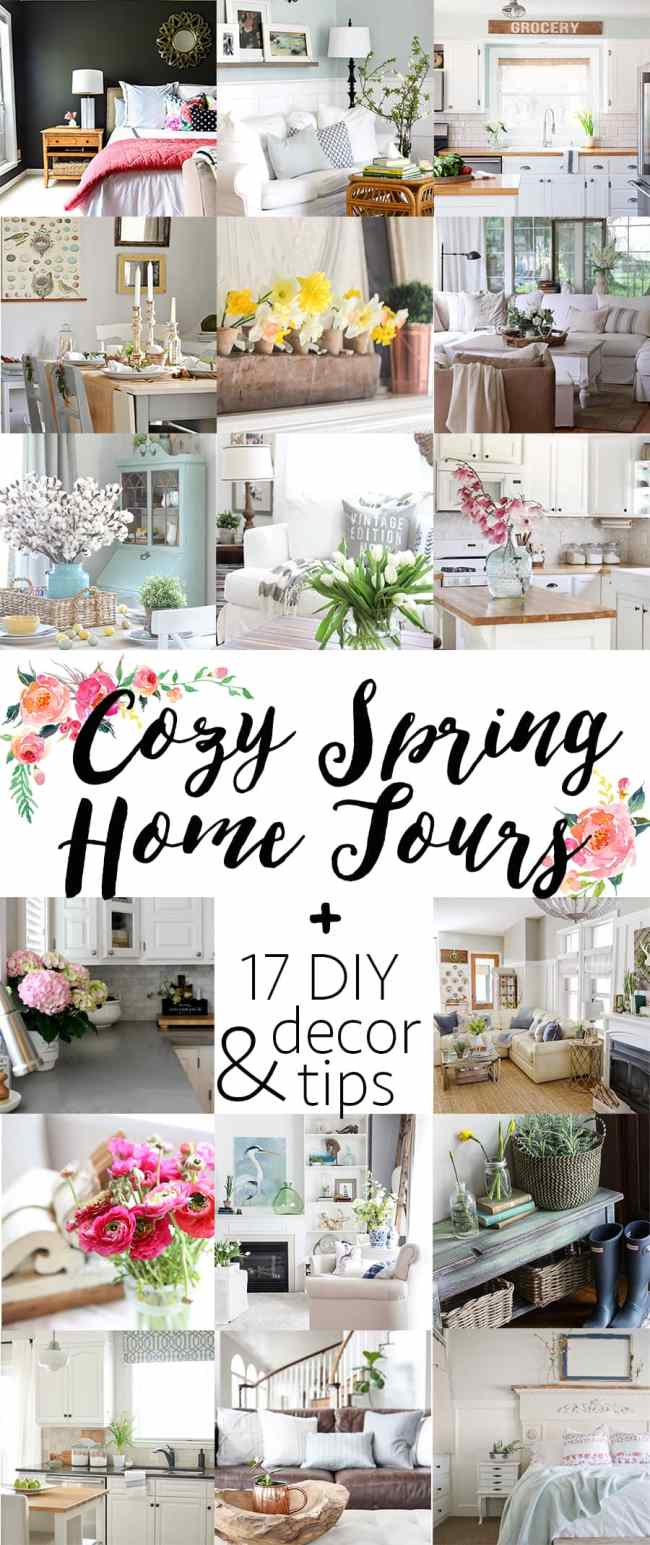 17 Spring Home Tours