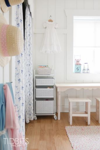 Girls Shared Bedroom Refresh