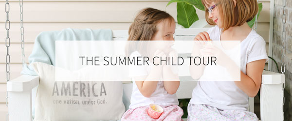 THE SUMMER CHILD HOME TOUR