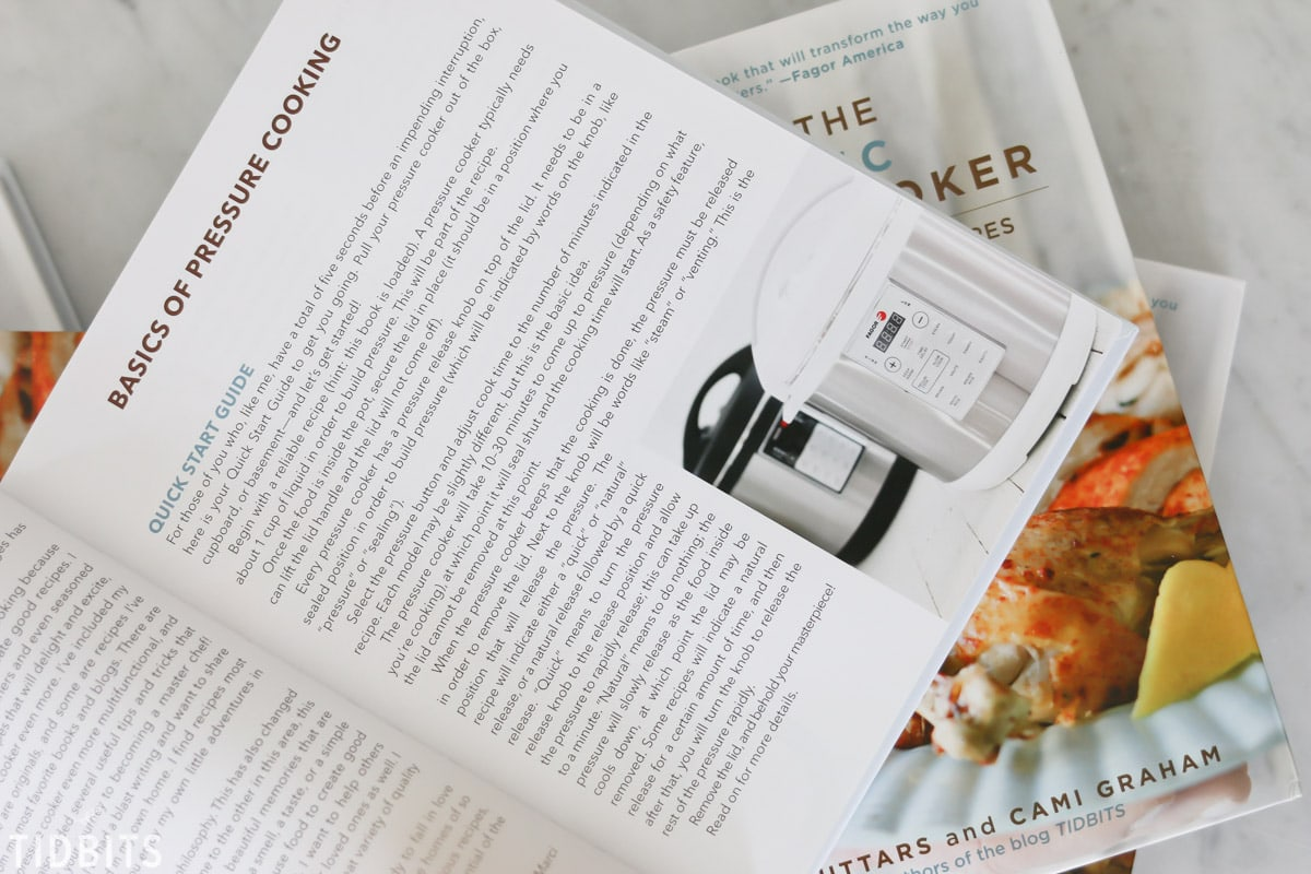 Introducing our cookbook | Master the Electric Pressure Cooker