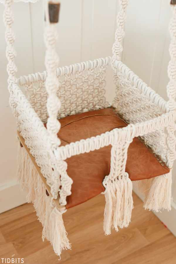 Macramé Swing