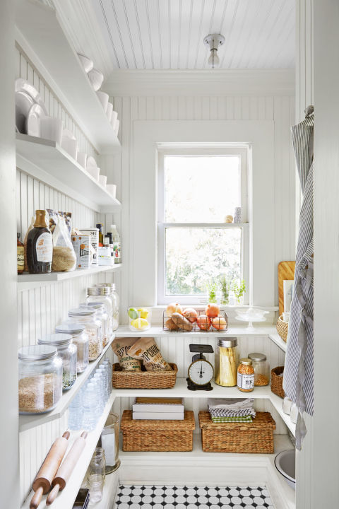 Open Shelving: Is it still in, or on its way out?