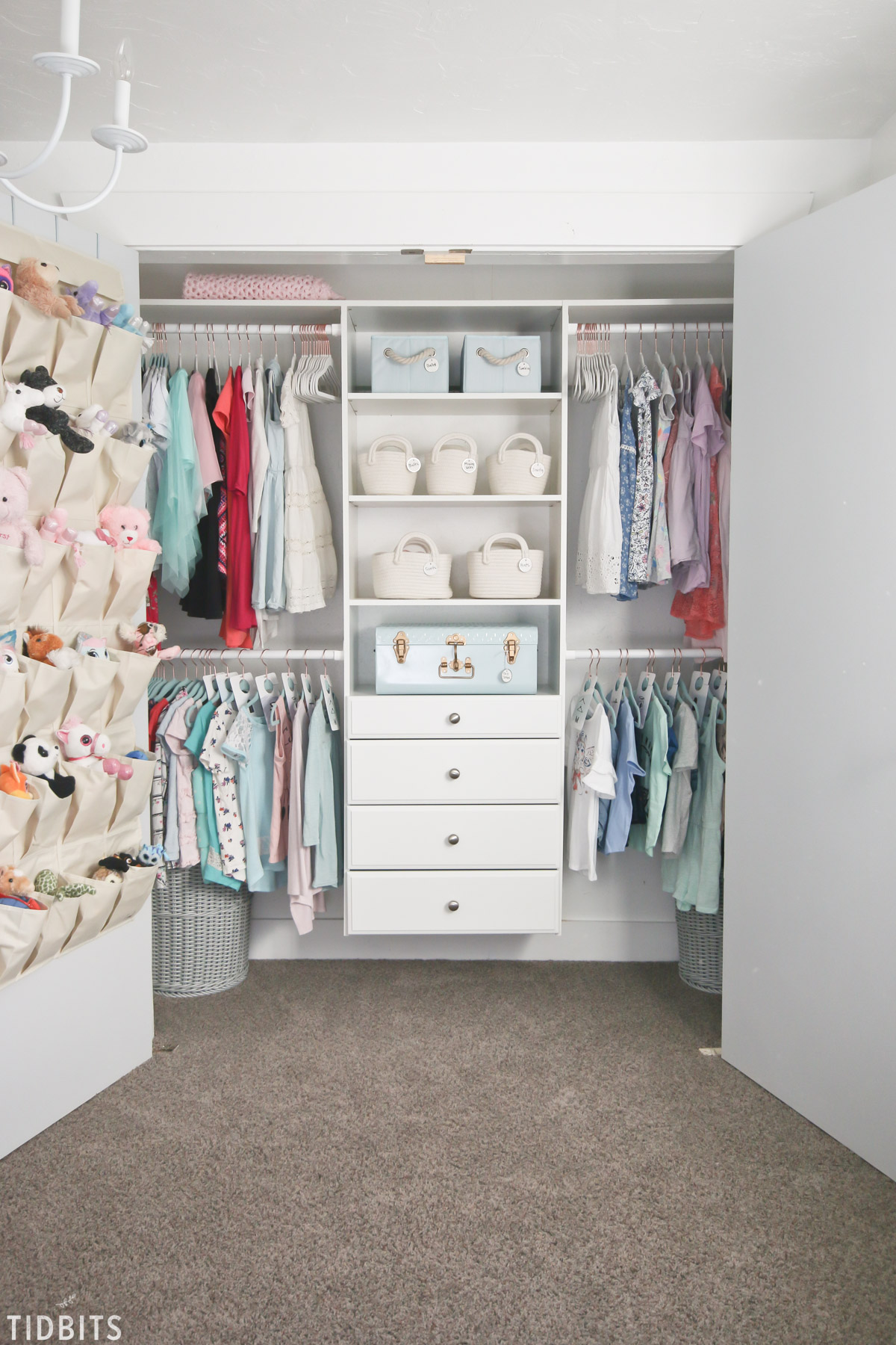Kids Closet. 8 Tips For Better Kids Closet Organization
