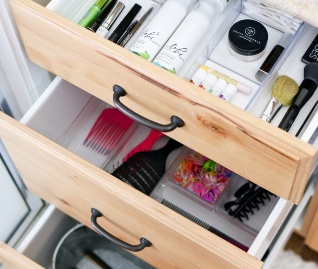 Supplies Tips And Ideas For Organizing Bathroom Drawers And Cupboards