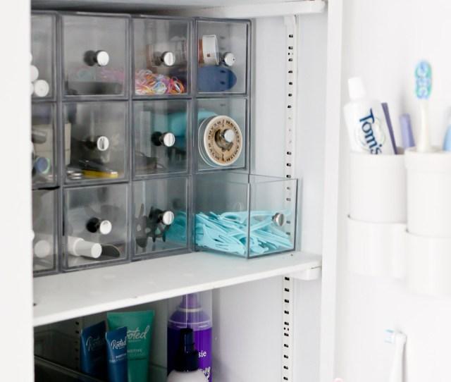 Tiny Home And Rv Bathroom Organization And Storage Ideas