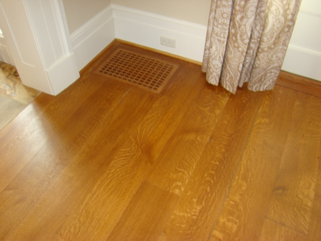 Quarter Sawn White Oak Flooring Unfinished Quarter Sawn