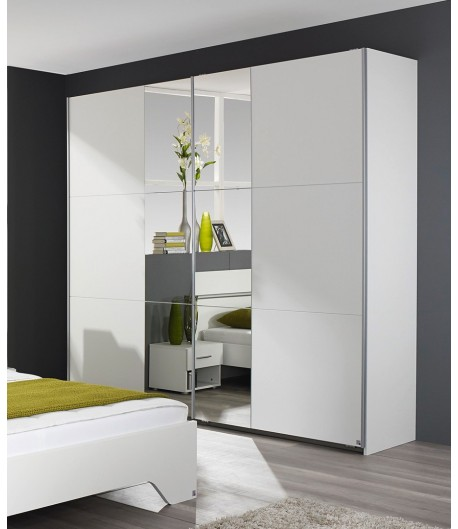armoire 2 portes coulissantes fellini tidy home