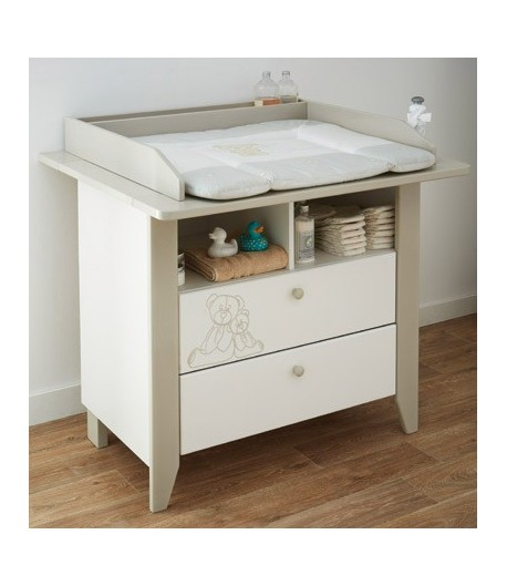 COMMODE TEDDY A LANGER Grand Modle TIDY HOME
