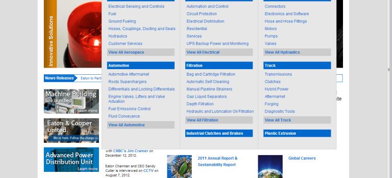 Navigation Pattern Libraries