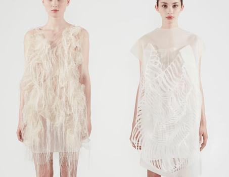 Gaze Activated Dresses