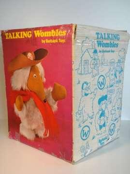Talking Orinoco box