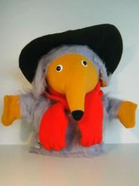 Orinoco glove puppet