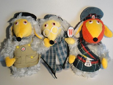 Tobermory, Uncle Bulgaria and MacWomble
