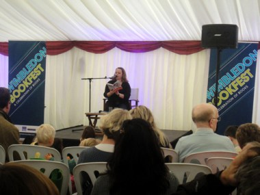 Reading of The Wombles at Wimbledon Bookfest