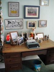 Elisabeth Beresford's desk