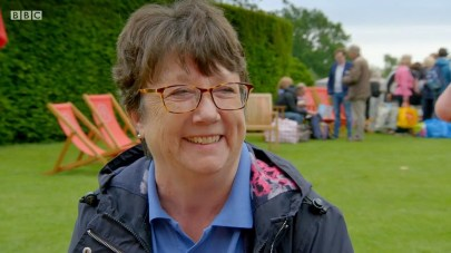 Kate Robertson on the Antiques Roadshow