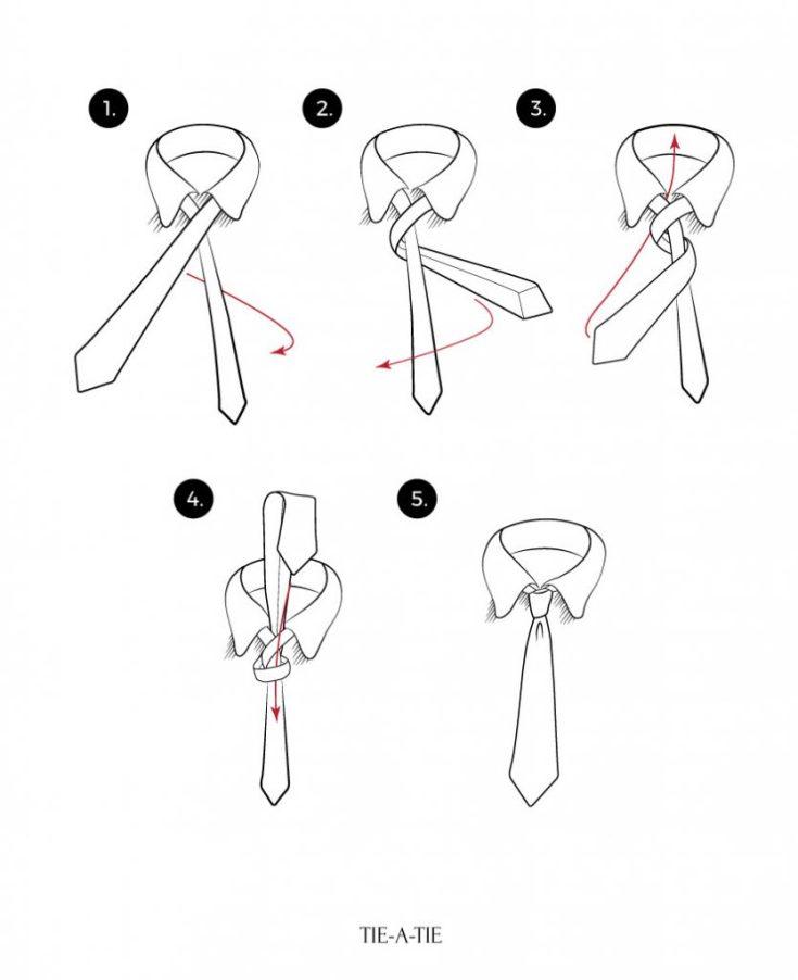 how to tie a tie dailytopinformation.com