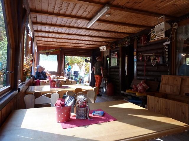 Im Waldhaus in Riezlern
