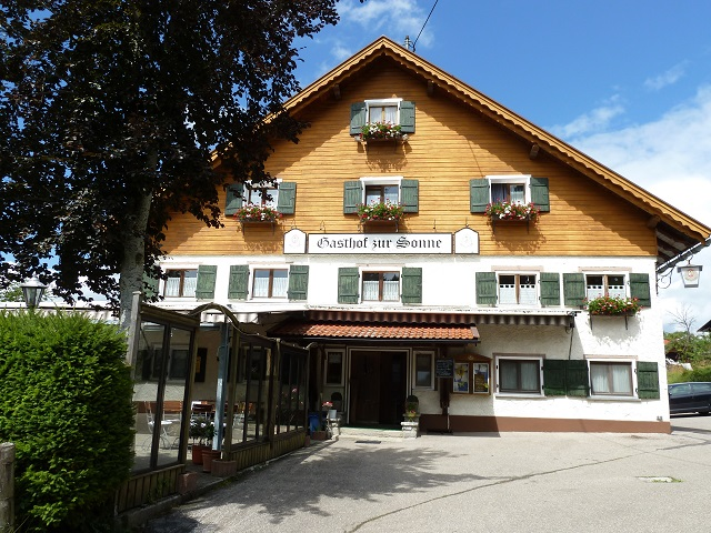Wilhams-Gasthof zur Sonne