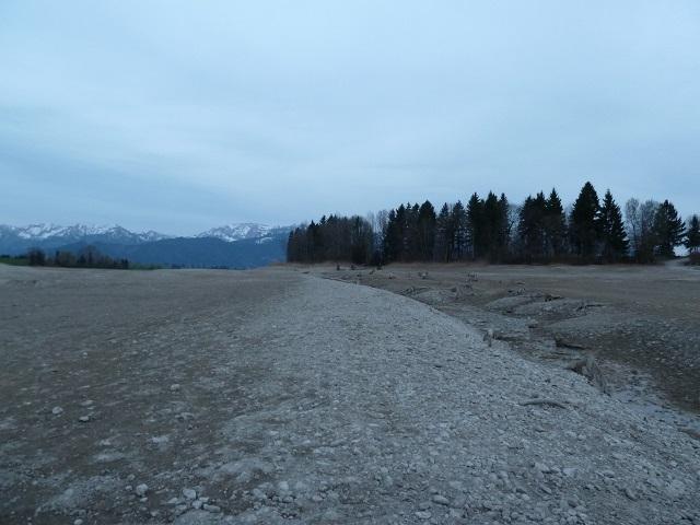 Forggensee-Via Claudia Augusta