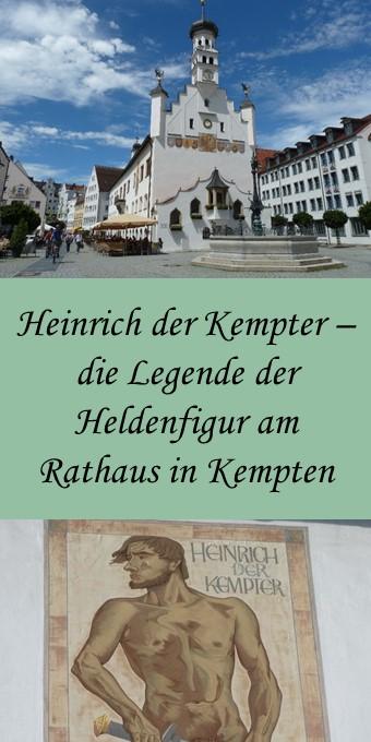 Heinrich der Kempter zum Pinnen