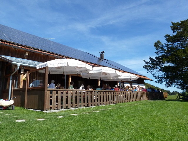 Alpe Beichelstein-Terrasse