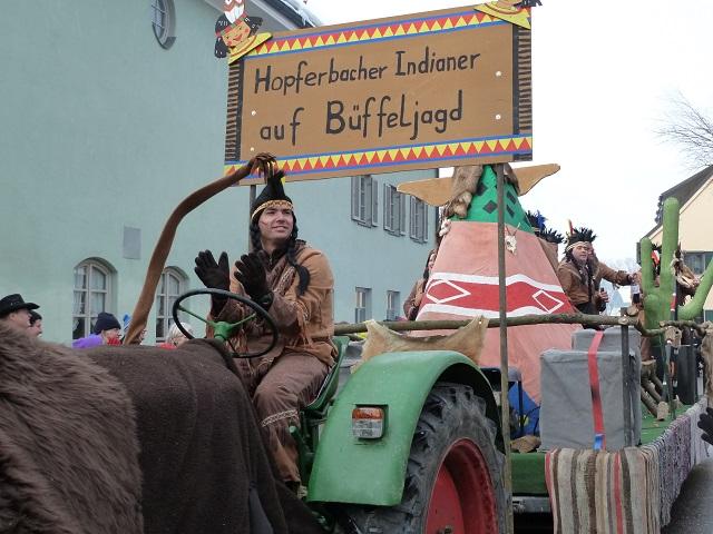 Hopferbacher Indianer